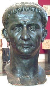Emperor Claudius Credited with Roman Conquest of Britain